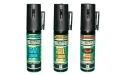 Bombes lacrymogènes 25ml : GAZ + GEL + POIVRE - ULTRAPUR
