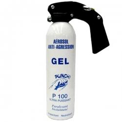 Magnum lacrymogène 500ml GEL - PUNCH