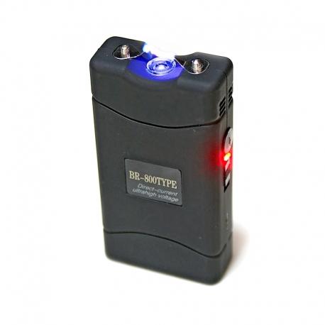 Shocker taser électrique de 5.500.000 Volts avec lampe LED